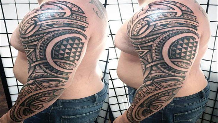 PolynesianArmTattoo016