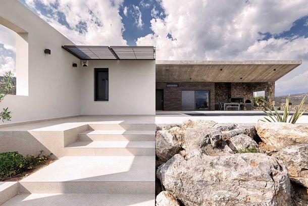 Εξοχική κατοικία στο Αλιβέρι Κοκοσαλάκη Ναταλία