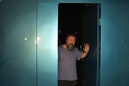 Outspoken human rights critic Ai Wei Wei has been ordered by Chinese authorioties to turn off four live web cameras in his house.
