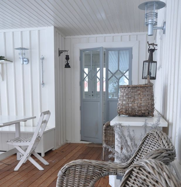 Vita Verandan blog  ~ lovingly repinned by www.skipperwoodhome.co.uk