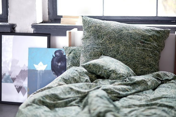 Hayka bedding / hay / 100% cotton satin