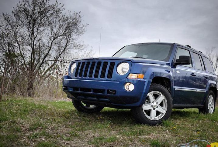 Jeep Patriot for sale - http://autotras.com