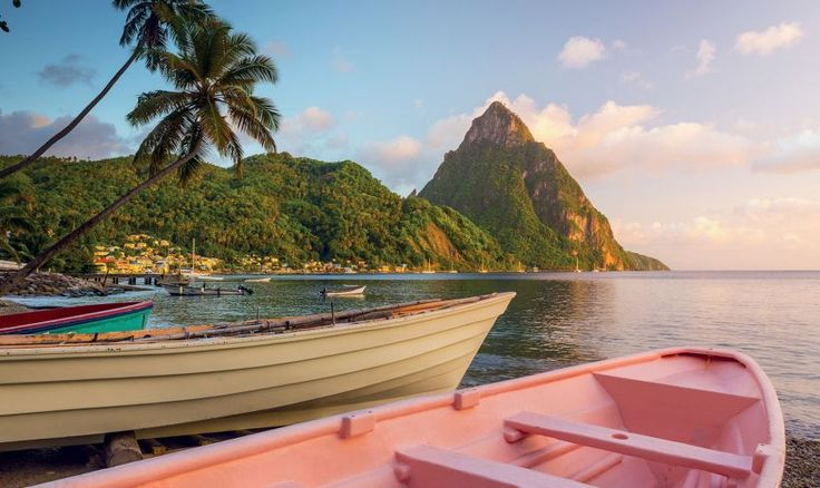 Explore The Beauty Of Caribbean: 1000+ Ideas About Pitons St Lucia On Pinterest