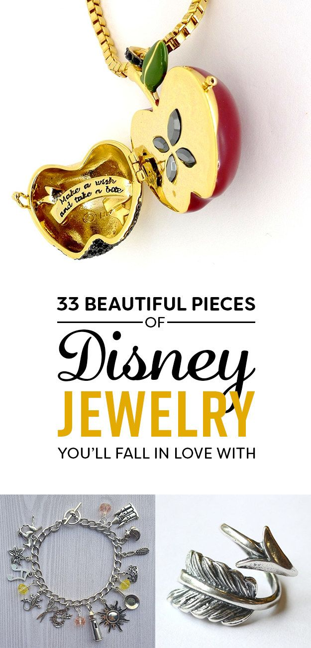 """It's time to make your jewelry box the """"Happiest Place on Earth""""."""
