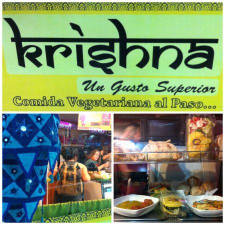 Lo comido y lo bailado:Krishna #labettyrizzo