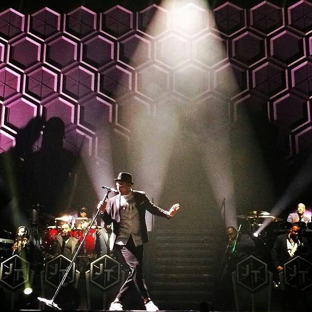 Justin Timberlake in Gdansk 19.08.2014