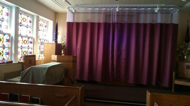 VA hospital hides Jesus behind curtain  By Todd StarnesPublished May 30, 2014FoxNews.com