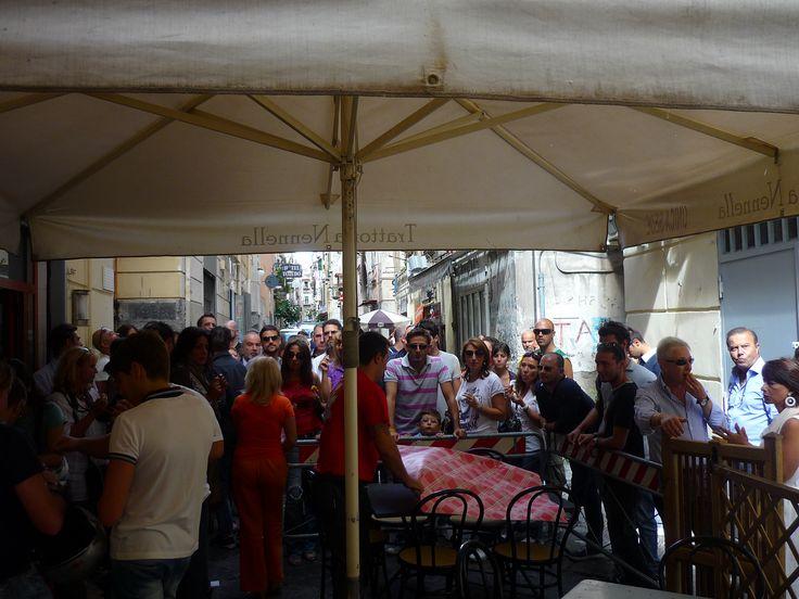 Trattoria Nennella in Napoli