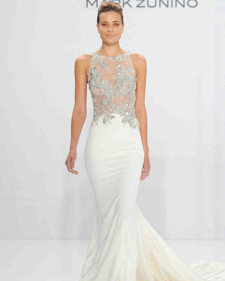 Pink Wedding Gowns Kleinfeld: Best 25+ Mark Zunino Wedding Dresses Ideas On Pinterest