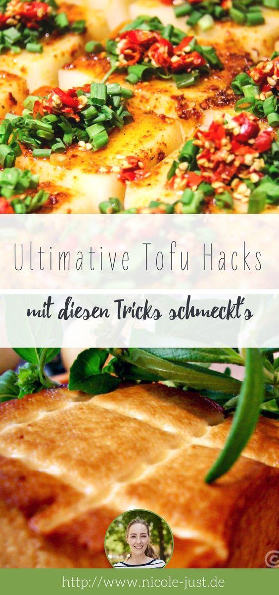 Tofu richtig marinieren und zubereiten – Dieses Rezept musst du kennen!