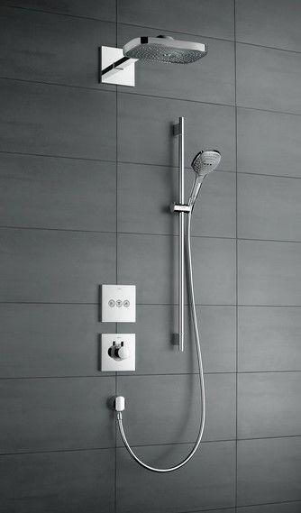 #ShowerSelect #Hansgrohe #Regaderas Disponible en @grupotenue
