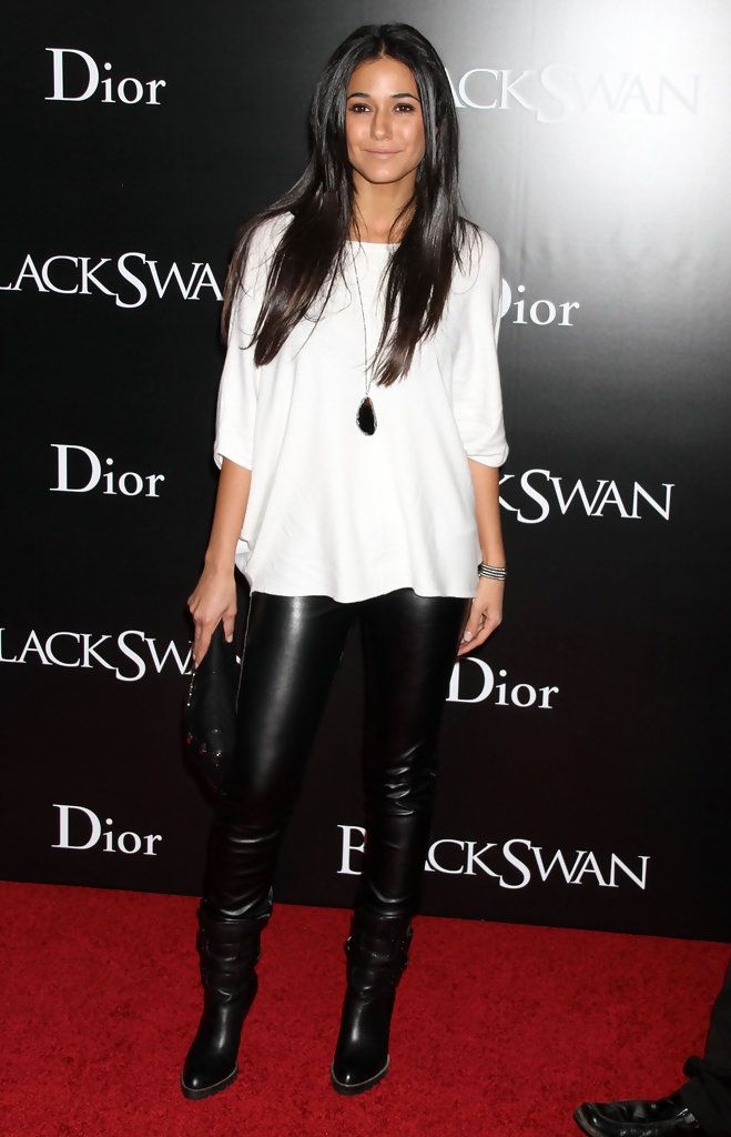 Emmanuelle Chriqui Photos: 'Black Swan' New York Premiere