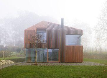 11x11 House - Exterior Architect: Titus Bernhard Photographer: Jens Weber, Munich http://jensweber.net