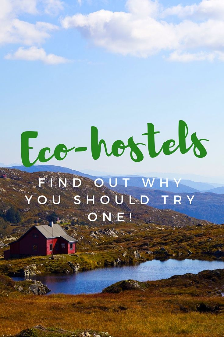 When researching hostels, there are a few common things that we all look for – location, price, availability and atmosphere. Should we start adding 'eco-friendly' to our list? I know what you are thinking – eco-hostels have to be really expensive, vegan, and without TV's or WiFi. Well, think again. Here are 4 reasons why travellers should love eco-hostels and they might just surprise you!