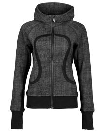 lululemon Scuba Hoodie - any colour or pattern except solid black (have many black sweaters already!)