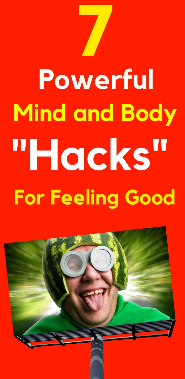 "7 Powerful Mind and Body ""Hacks"" For Feeling Good A positive #mental #attitude is absolutely necessary to ensure your #success. You can make the seemingly impossible – possible by developing a #positive #mindset. Reap the benefits enjoyed by all successful people. Feeling great means we can all produce and flourish at full capacity. Without #energy and #vitality it's very easy to lose #motivation. Here's how to fix that and operate at your full potential. Learn more…"