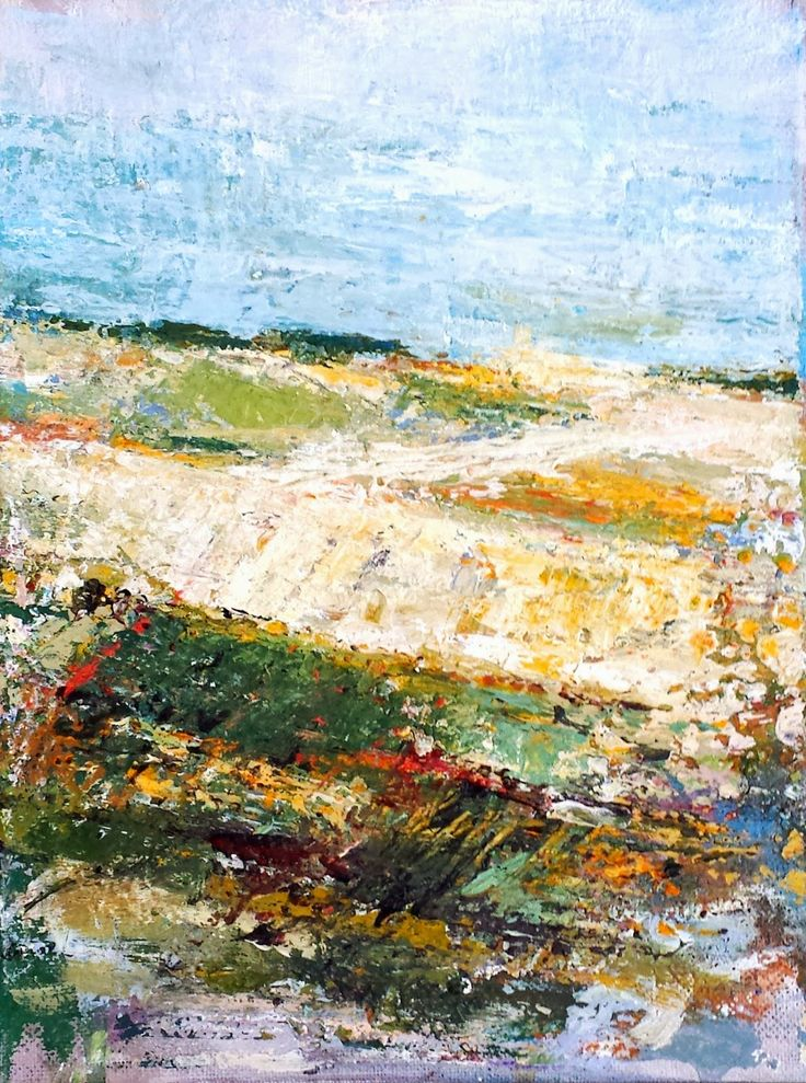 P.JANNACOS   ART.  pittore contemporaneo  del mediterraneo: paesaggio