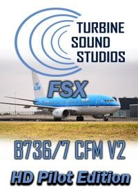 TSS : B737 CFM56-7B20V2 FSX Turbine Sound Studios proudly presents the Boeing 737-600 / 700 CFM56-7B20 Pilot Edition V2 soundpackage for FSX recorded in HD High definition.This Pilot Edition V2 is as heard from the cockpit, and is a completely new build.New feature sounds are external startup and shutdown sounds from exhaust view, so you will be able to enjoy the 7B20 engines from every angle. This product has been developed for PMDG`s model for FSX/Prepar3D ( Other models will also work…