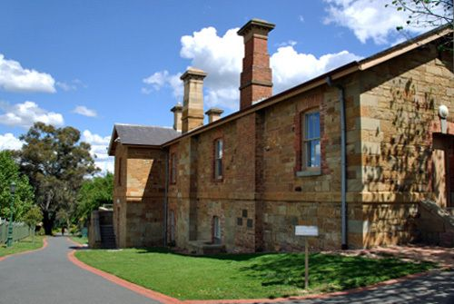 While your in town why not visit Australia's oldest working pottery, Bendigo Pottery, established in 1858. www.bendigopottery.com.au