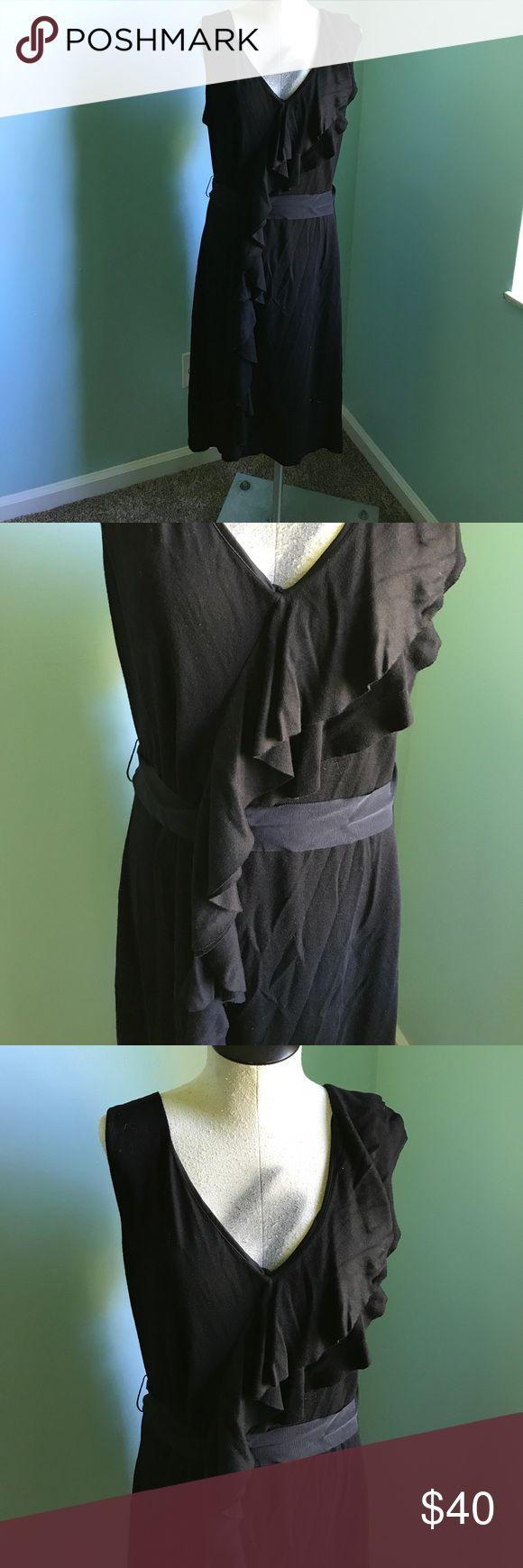 Ann Taylor Loft Dress In good condition! Perfect for a summer wedding! Ann Taylor Dresses Asymmetrical