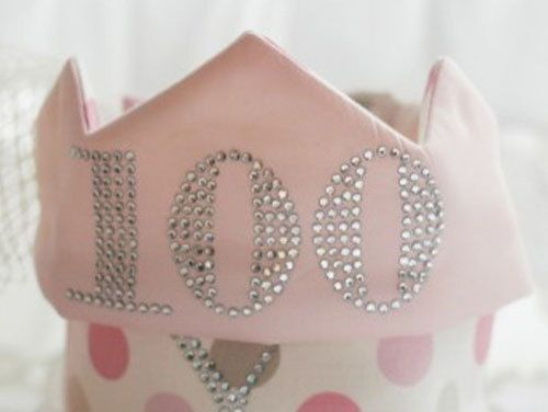 GainStory  Like a Princess Fabric Tiara by HeyCi by HeyCi on Etsy