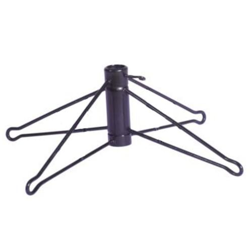 Black Metal Christmas Tree Stand For 6.5' - 7.5' Artificial Trees