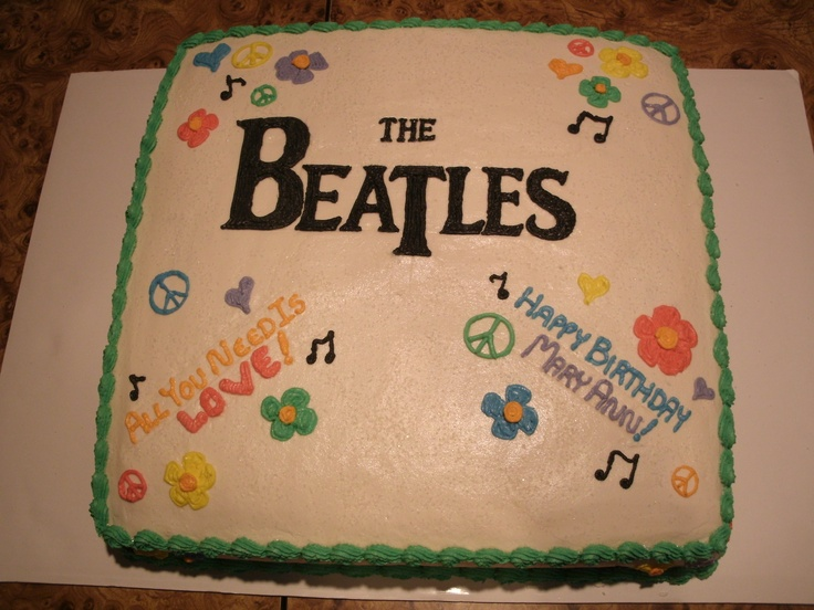 10 Best Birthday Party Images On Pinterest Beatles