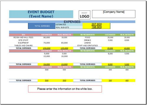 7 best Budget Management images on Pinterest Budget templates - business expense spreadsheet template