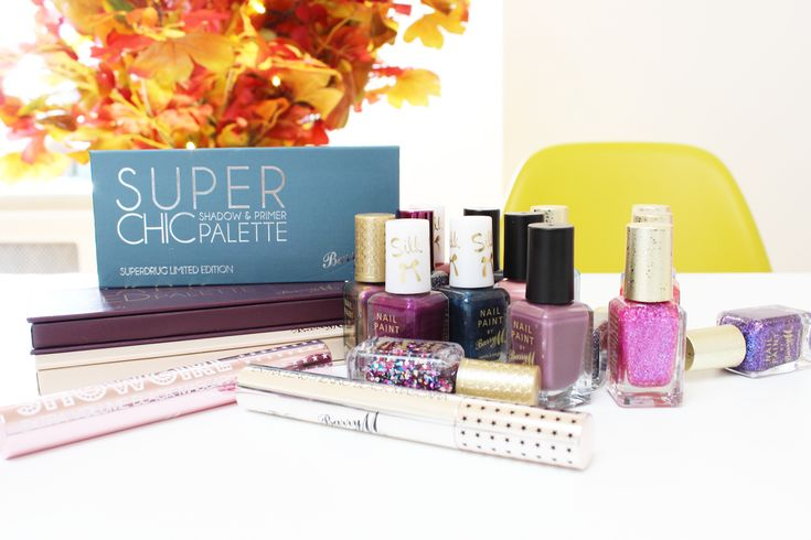 New In from Barry M