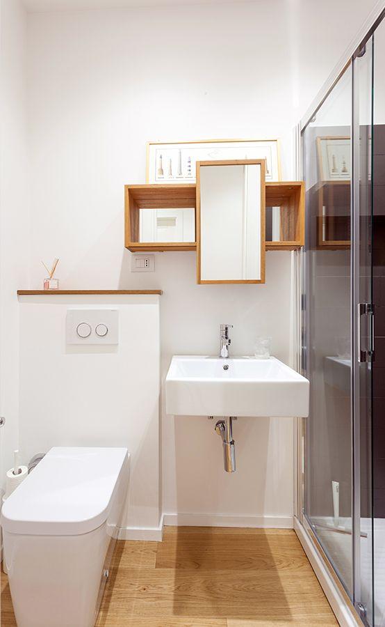 #bathroom #interiors #modern #smallspacesbigideas