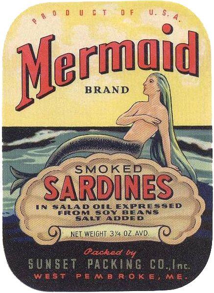 Mermaid sardines