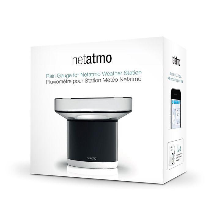 Netatmo Pluviomètre pour station météo a 69 € sur lick.fr