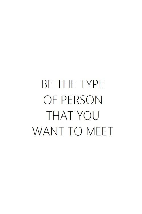 nice to meet you quote
