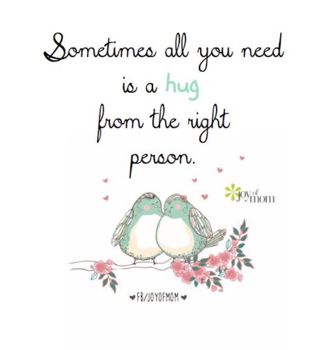 I Want To Cuddle With You Quotes: Sometimes All You Need Is A Hug