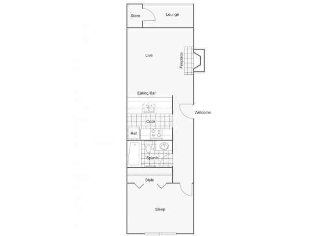 65 best track 29 city apartments floor plans images on for Apartment 2d plans