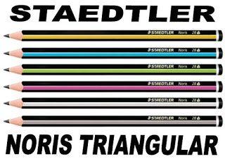 Staedtler Noris Triangular