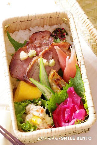 焼き豚を作るには手間と時間がかかるし、タレもなんだかややこしい。だったら簡単に作っちゃおう!お弁当に乗せたらボリュームアップ!そのまま食べてもいいですし、生姜とわさびをつけて食べると尚おいしい!