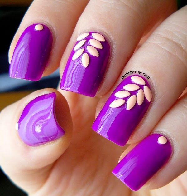 82 best trendy nail art images on pinterest hairstyle make up latest nail art designs trendy 2015 prinsesfo Choice Image