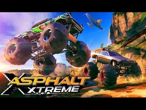 Asphalt Xtreme Gameplay #3 Car Game Cartoon for Kids