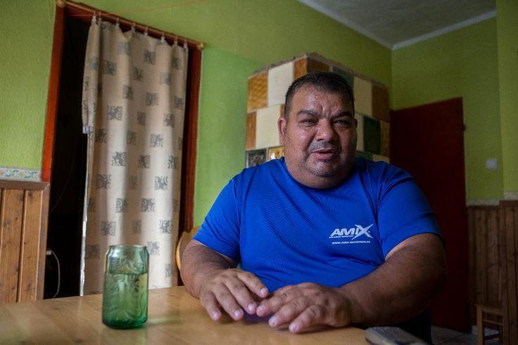 Félnek az értelmes cigánytól – véli az állami gondozásban felnőtt Balogh Tibor, aki ma gyerekfelügyelőként is dolgozik és közösséget szervez a Csereháton.