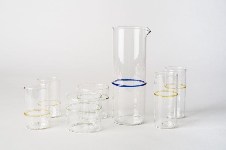 Permanent Collection — ACQUA E VINO –handblown glass