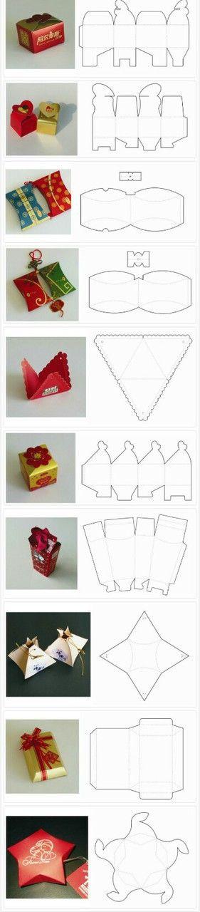 Imagem de template, wedding, and box