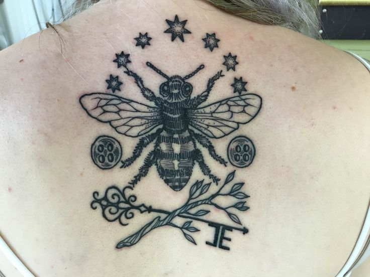 Tattoos Based On Lev Grossmans The Magicians Series