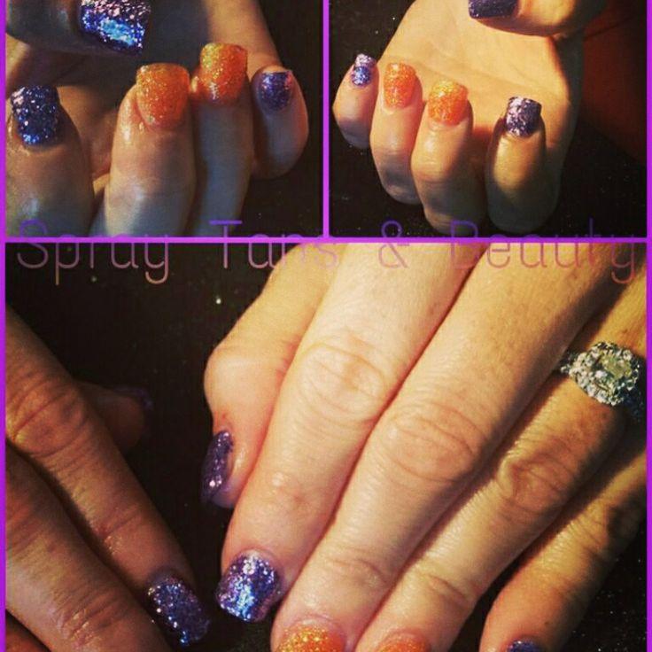 Halloween nails 13