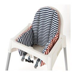 IKEA - PYTTIG, Support pillow and cover, , The cover is machine washable and easy to put on and take off.Fill with as much air as needed to give the child good support.