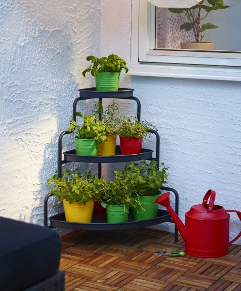201 Best Plant Stands Images On Pinterest