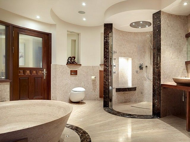 11 best luxury bathrooms images on pinterest bathrooms for Luxury master bath designs