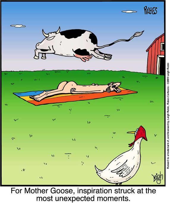 cow jokes! | Artist: Gary Larson-The Far Side | Pinterest ...