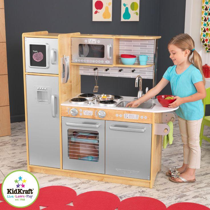 Kidkraft Uptown Kitchen In Natural