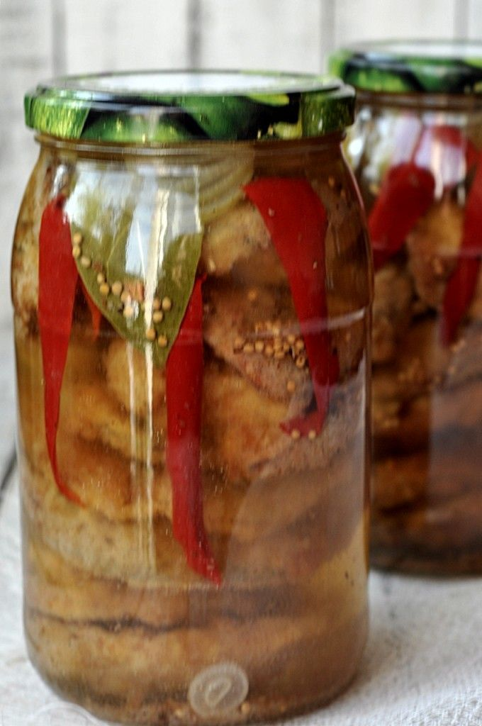 Rydze smażone marynowane z chili